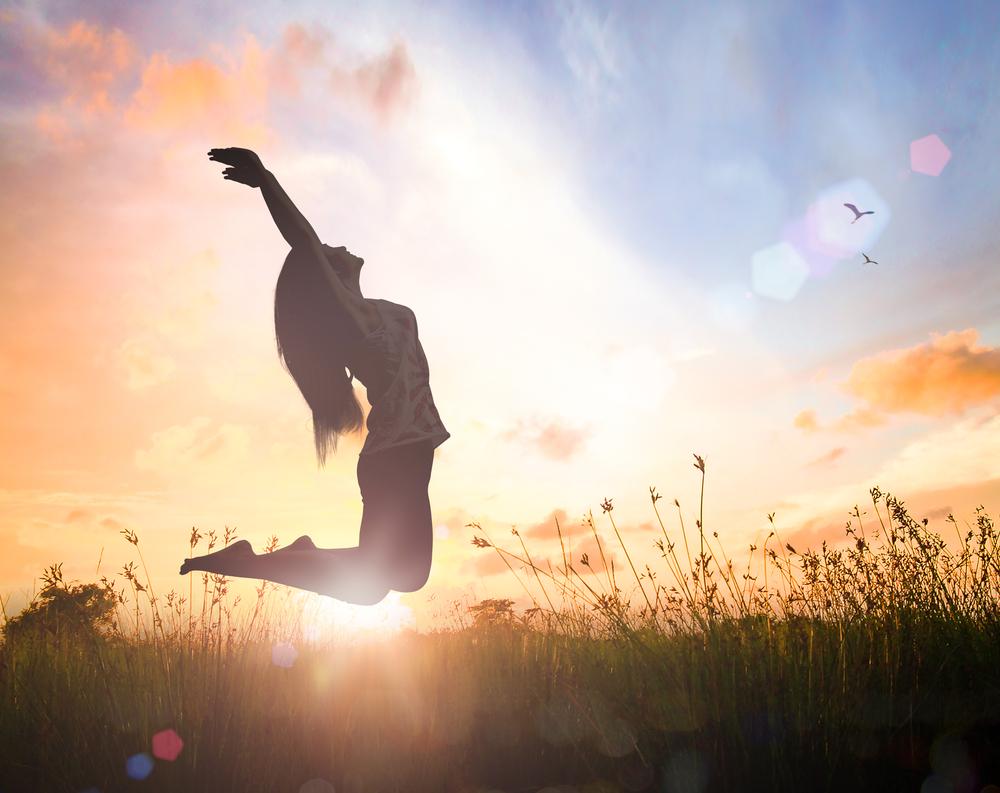 Entdecke Dich selbst - finde volle Lebensfreude!
